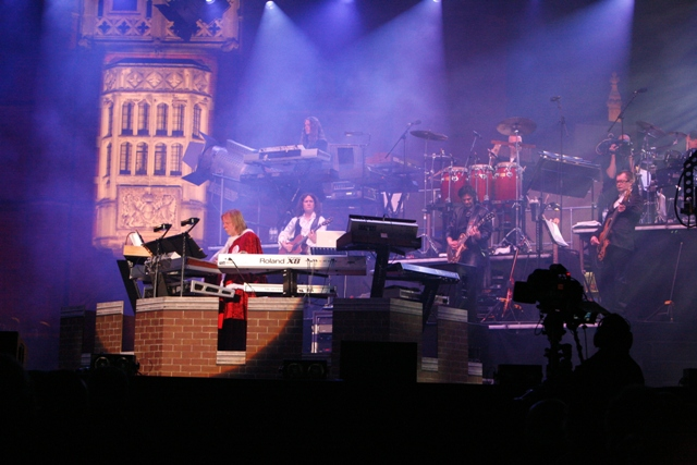 rick wakeman concert at Hampton Court 2