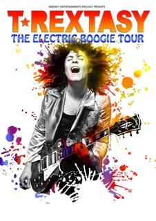T.Rextasy - The Electric Boogie Tour!