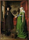 Jan van Eyck, The Arnolfini Portrait