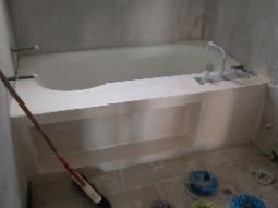 bathroom in lamia