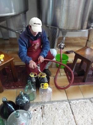 Colavecchia Primitivo - Buying 10 litres