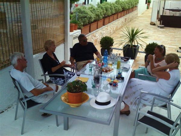 sunday lunch in puglia