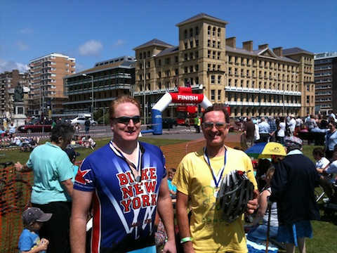 Capital to Coast 2011