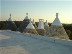 The Cones from the Lamia Roof after works