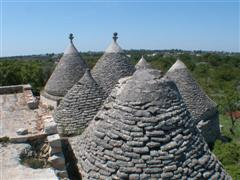The Cones from the Lamia Roof before works