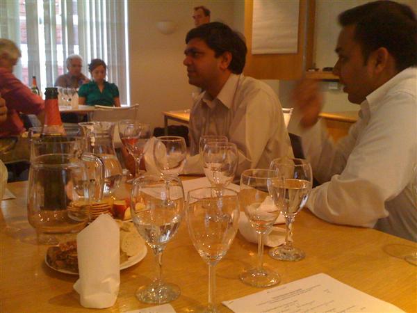 Charteris Wine Society