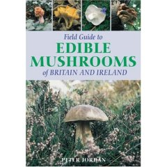 edible mushrooms book cover