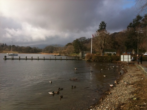 Lake Windermere Ambleside