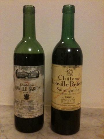 Leoville-Barton 1982, Leoville-Poyferre 1982