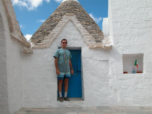 We Have A Habit Of Buying Old Houses With Small Doors. The Door Into The  Bathroom Is 65 In (165 Cm) And Into The Middle Trulli (illustrated) Only 59  In (150 ...