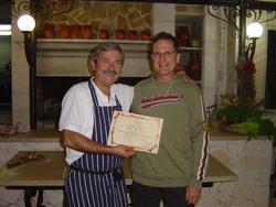 mark's certificate