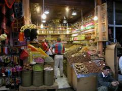 Marrakech spices Stall