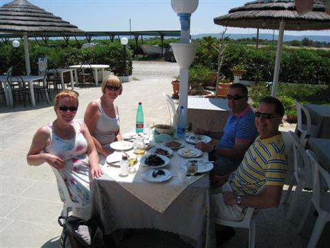 Puglia May 2011 - La Rotonda da Rosa