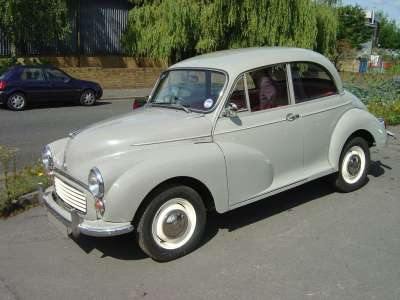 1963 Morris Minor 1000 2 Door Saloon For Sale