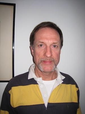 Mark McLellan's Movember Moustache