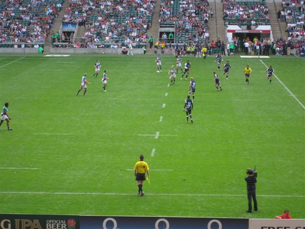 Middlesex Sevens at Twickenham Sat 15-August-2009 1