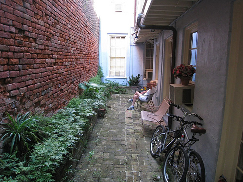 Our Apartment in the French Quarter