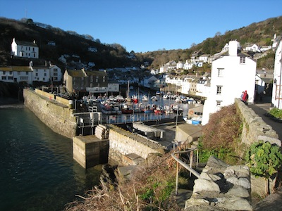 Christmas 2010 - Polperro Harbour