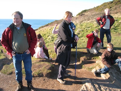 Christmas 2010 - Southwest Coastal Path
