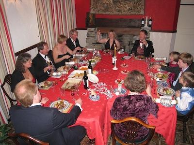 Christmas 2010 - Christmas meal