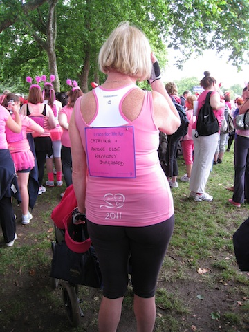 Race for Life - Hyde Park 2011 - 02