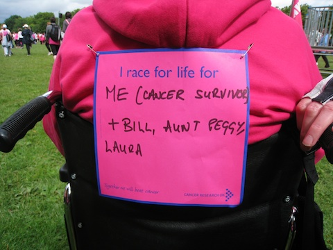 Race for Life - Hyde Park 2011 - 03
