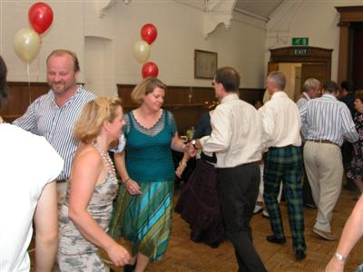 Mark scottish country dancing