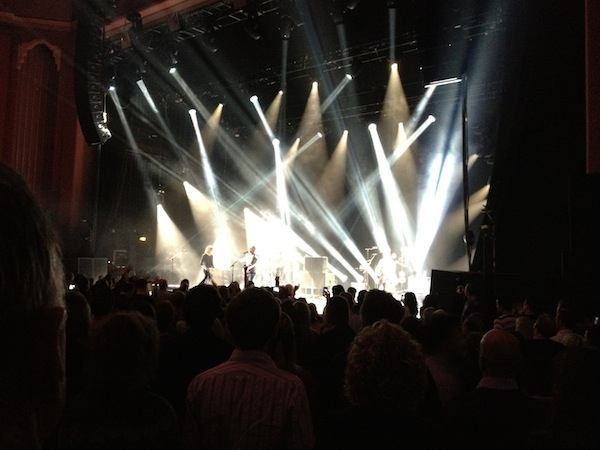 Sting at the Hammersmith Apollo