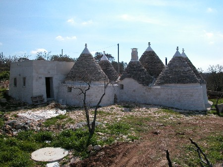 group of trulli and lamia