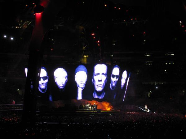 U2 at Wembley Sat 15-August-2009 4