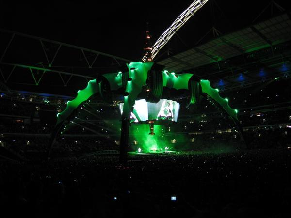 U2 at Wembley Sat 15-August-2009 5