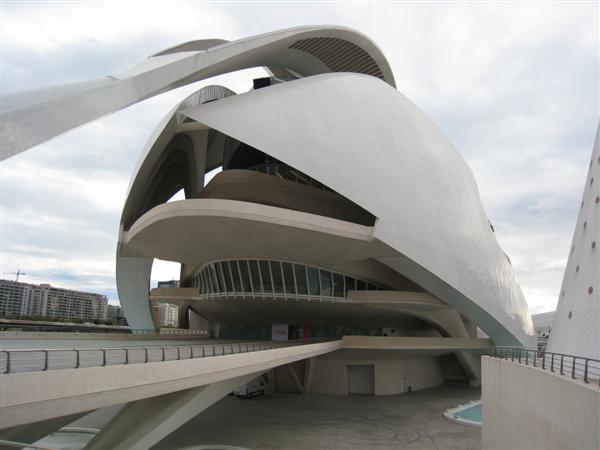 valencia - opera house