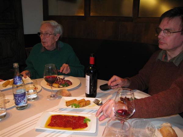valencia - Sagardi restaurant
