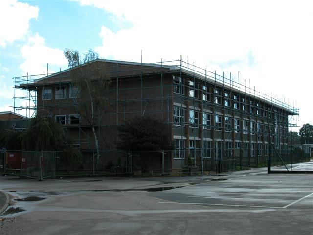 KGS main building